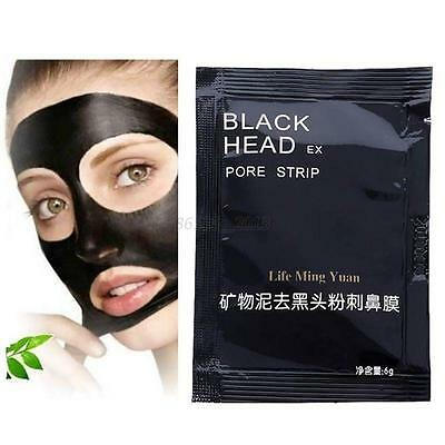 Black Mud Deep Cleansing Remove Blackhead Purifying Peel Off Facial Face Mask