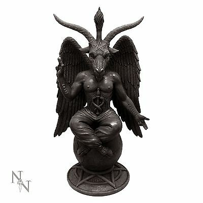 Baphomet Antiquity Figure 25cm High Nemesis Now Goat Mendes Mythical Figurine