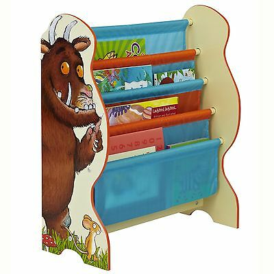The Gruffalo Mdf Sling Bookcase New Official Bedroom Storage Furniture