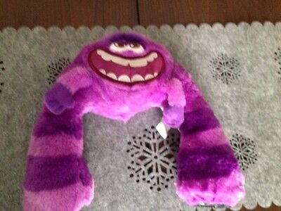 Talking 'Art' teddy from Monsters University