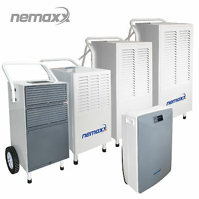 Nemaxx Professional Dehumidifiers Building Damp Flood Dryer Industrial Drier