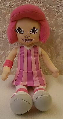 Children's TV Characters Fisher Price Lazy Town Stephanie Soft Toy Doll Lazytown