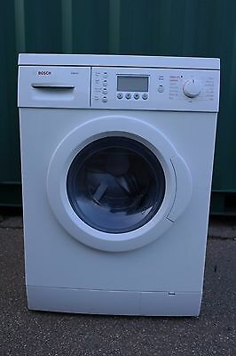 Bosch WVD24520GB Exxcel 1200 Spin Freestanding Washer Dryer in White