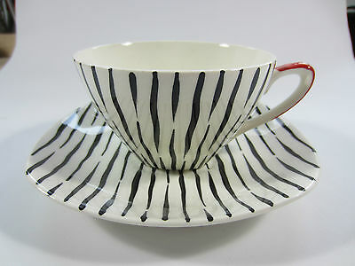 Midwinter Zambesi Cup And Saucer -Vintage!