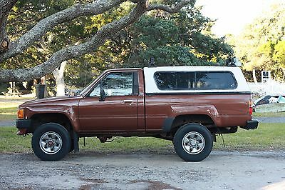 1986 Toyota Other  1986 Toyota Pickup 22re 4x4