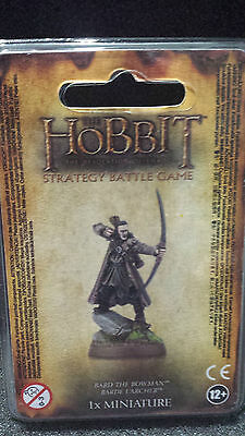 Bard the Bowman on foot w/bow Hobbit Lord of the RIngs GW Games Workshop