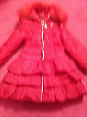 S&d Le Chic Bright Pink Jacket Size 116