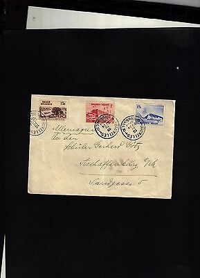 1939 Cover sent to Germany