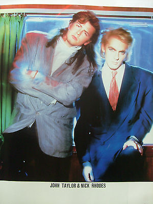 Duran Duran - Clippings From Japanese Magazines