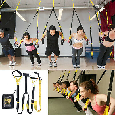 Home Suspension Training│Body│Trainer│Fitness│Bodyweight│Gym│Straps │Same As TRX