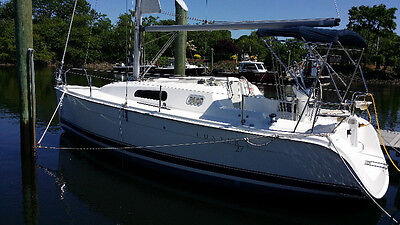 2005 Hunter 27 Sailboat, Yanmar Diesel 16Hp, Priced To Sell, Excellent Condition