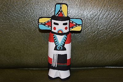 Grace Pooley Route 66 Kachina Carving Hopi Butterfly Maiden/free Shipping
