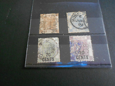 Four Qv Used High Value £510   (1495)