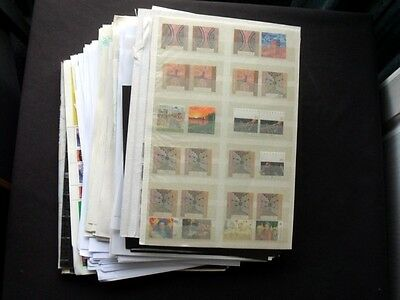 11456aj AUSTRALIA MODERN MAINLY MINT STAMPS AND MINISHEETS COLLECTION - VIEW ??