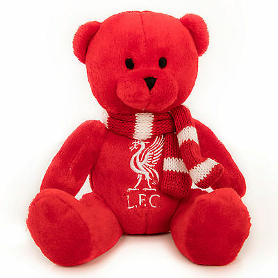Liverpool FC  LFC Beanie Bear Official