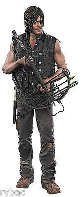 Ct Red Walking Dead Tv Daryl Dixon 7In Action Figure