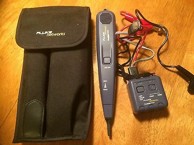 Fluke Testers Networks 26000900 Pro3000 Tone Generator and Probe Kit