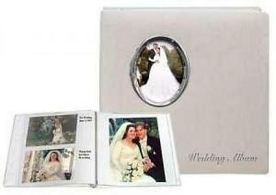 Wedding PostBound pocket album for 5x7 prints and scrapbook pages by Pioneer5x7