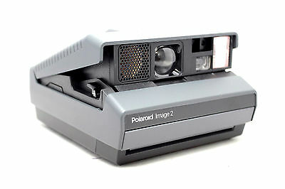 Polaroid Image 2 Instant Film Camera | Fully Working