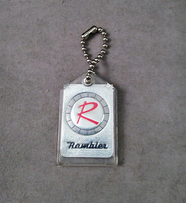 1950S Rambler Salesman Sample Keychain