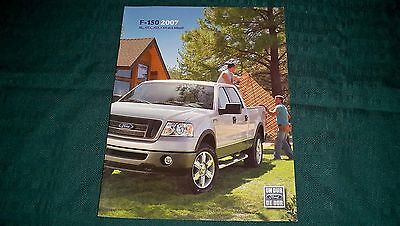 2007 Ford F-150  Pickup  Brochure French Canadian