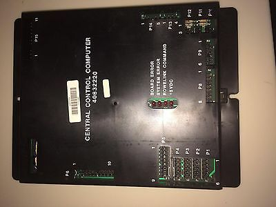 Rowe Cd 100 Central Control Computer # 40832220 !works Perfect!