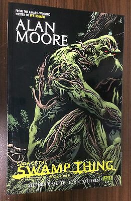 SWAMP THING By Alan Moore -- Book 3 TPB