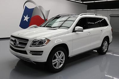 2016 Mercedes-Benz GL-Class  2016 MERCEDES-BENZ GL450 4MATIC AWD PREM PANO ROOF NAV! #688845 Texas Direct