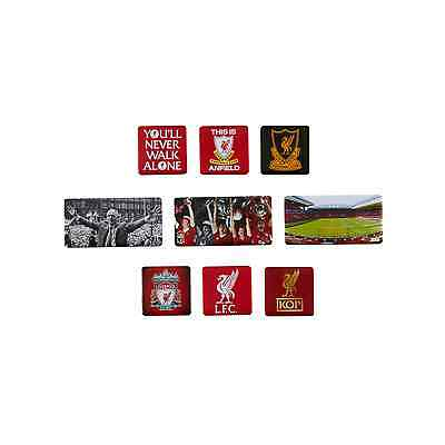 Liverpool FC  LFC This Is Anfield YNWA Mini Magnet Set Official