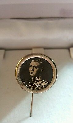 military pin King Edward VIII