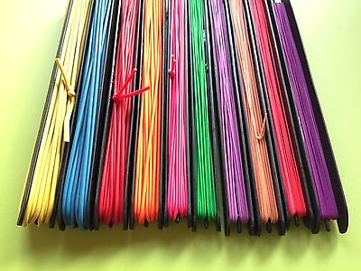 NG Solid Pole Elastic, 6m lengths, 10 Grades 3-18, from Nick Gilbert Pole Floats