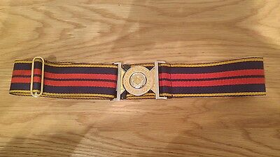 """Royal Logistics Corps Stable Belt fits up to 40"""""""