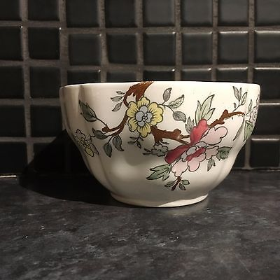 Booths Chinese Tree Sugar Bowl, excellent Condition
