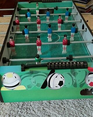 Table Top Football Game Family Toy Xmas Boys game