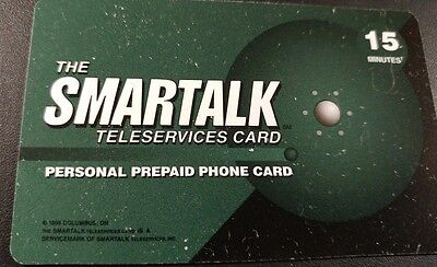 Smartalk Teleservices Cards
