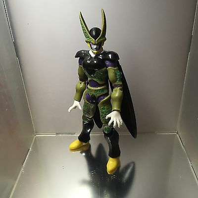 Dragonball Z Perfect Cell action figure model Poseable non SH figuarts