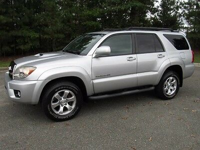 2009 Toyota 4Runner SPORT EDITION 09 Toyota 4Runner Sport Edition V6 4x4 w/ Sunroof Low Miles 1Owner Last Year