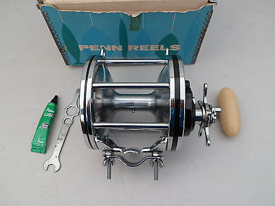 Vintage Penn Senator  6/0  Big Game Sea Fishing Reel