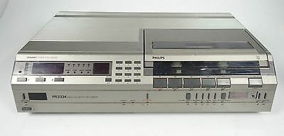 Philips Vr2334 Video 2000 Video Recorder Vcc