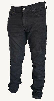 Mens motorbike motorcycle jeans Trousers with protective And Stretchable.