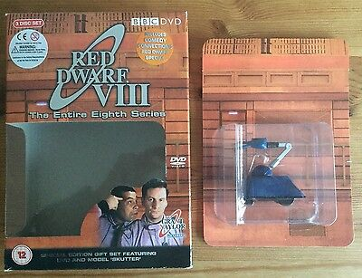 Red Dwarf Skutter Model - Boxed  - No DVD - 2006