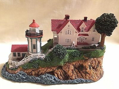 SIGNED 2001 Event Exclusive Harbour Lights Yerba Buena Island California #639