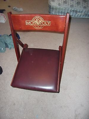 1 Franklin Mint Monopoly The Collectors Edition Chair