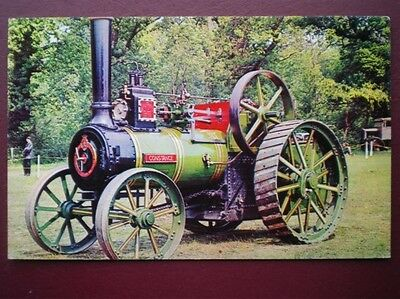 Postcard  Wantage Traction Engine No 1389 'constance'