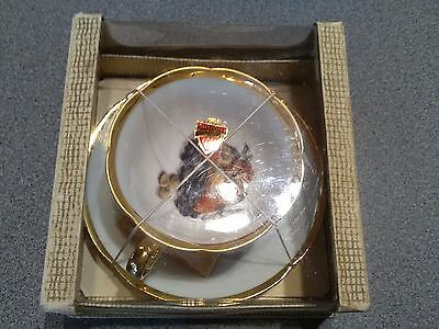 Westminster Australia Vintage 22 Ct Gold -fine china cup and saucer -Pattern 627