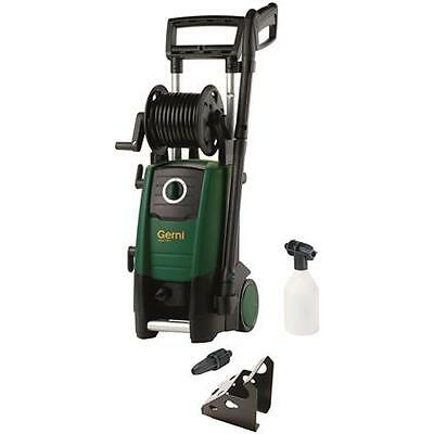 how to use gerni pressure washer