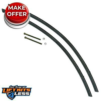 Superlift 2059 Front Add-a-Leafs for 1973-1991 GM K1500/K2500 Pickup