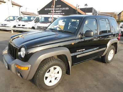 Jeep Cherokee 2.5 CRD Sport Station Wagon * Only 85K Miles *
