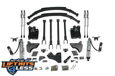 """BDS Suspension 1500F 8"""" Coilover 4-Link Lift Kit for 2011-16 Ford F-250/F-350 SD"""