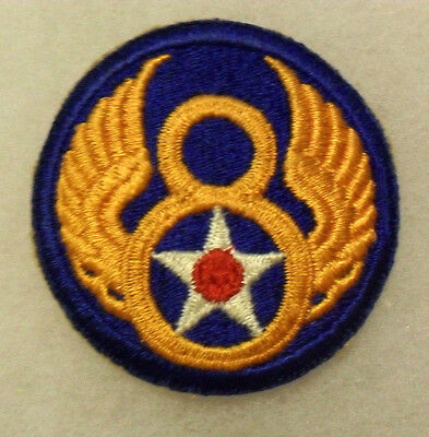 Wwii 8Th Aaf Embroidered